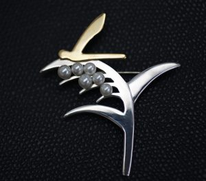"brooch ""Autumn of Harvest "" design by AKEN"
