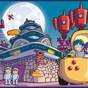 Kumamoto Castle & Futureman