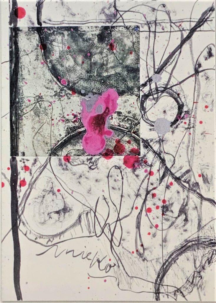 Heart Flower Sumi 218