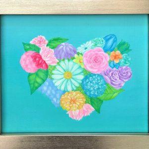 flowers in my heart