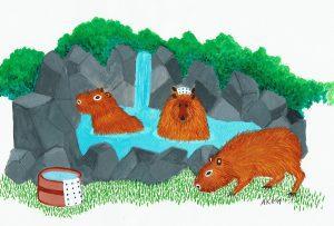 Capybara Spa