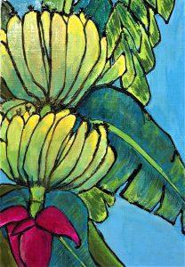 『 Fruit yield ( banana )』