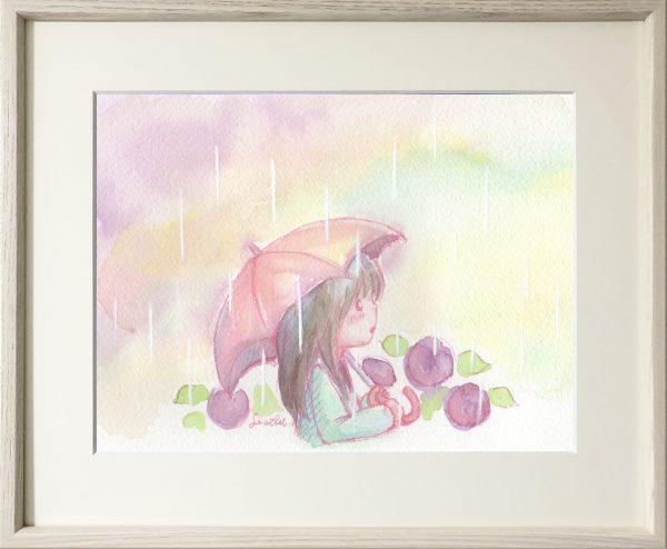 tears and rain