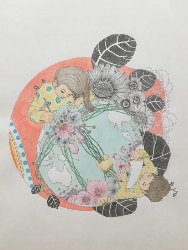 Flowers & Earth