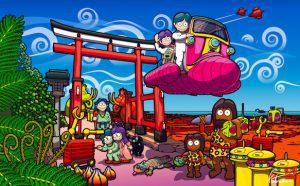 Travelogue Miyazaki Aoshima
