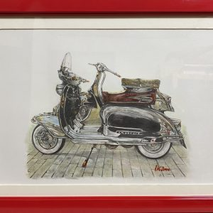 Lambretta 1961