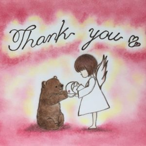 Thank you!! (for you)