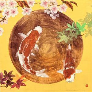 Spring Autumn-carp