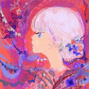 Profile Japanese style