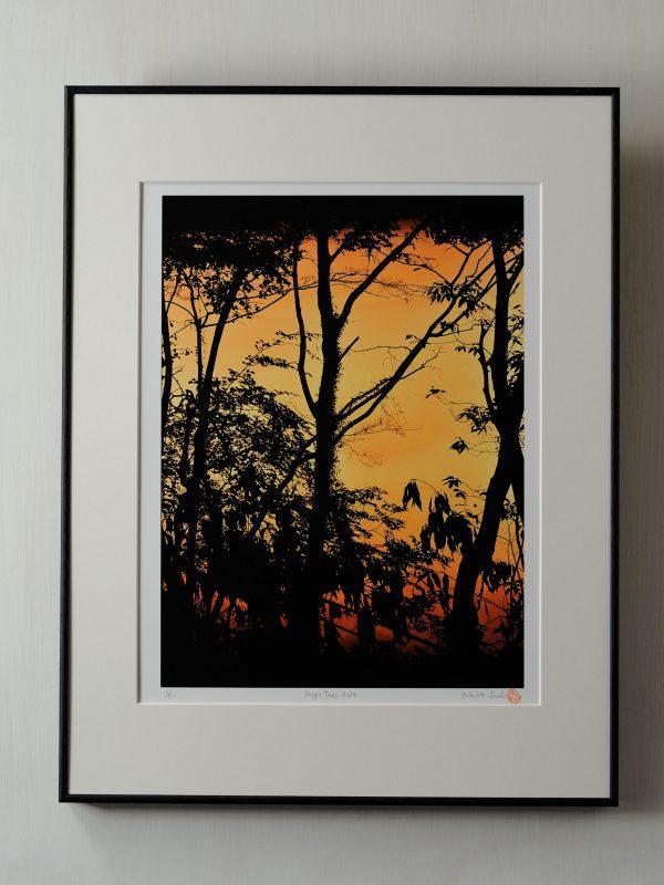 Yoshihito Sasaki SHADOW CAPTURING Solo Exhibition Japanese Art Prints