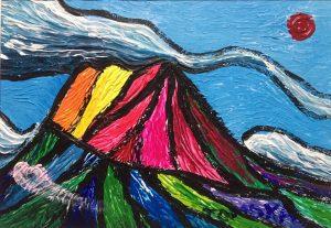 Mt. Fuji -early summer-
