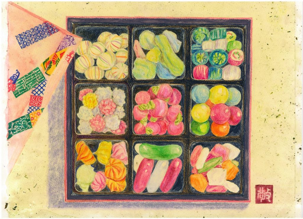 Candy sweets ーJapanese styleー