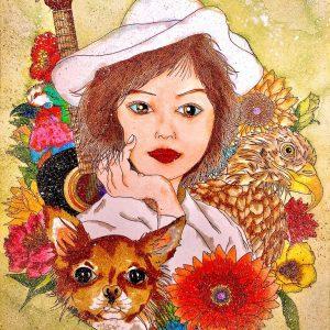 Takashi Tsujimoto JCAT artist and painter
