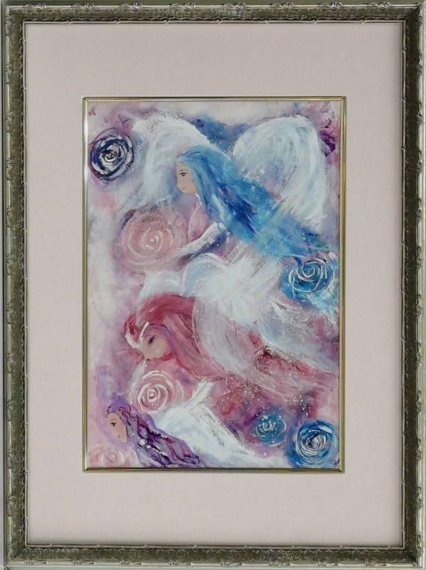 hirohiro - painting - JCAT artist