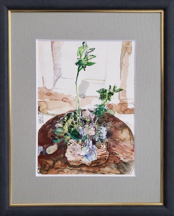 Tadashi-NISHIMORI Japanese Watercolor Paint