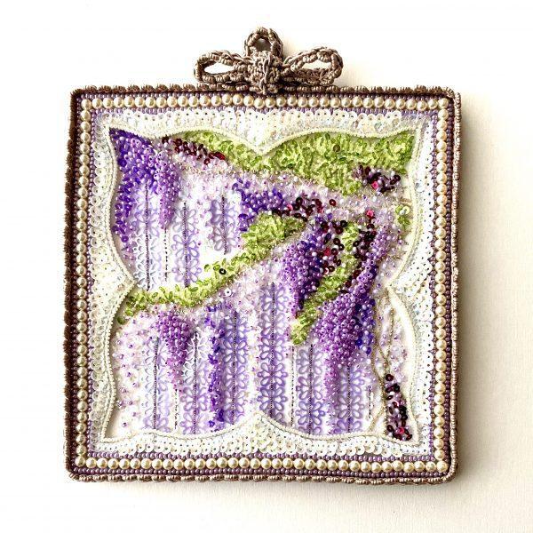 Etsuko Narita - Embroidery Artist - JCAT artist