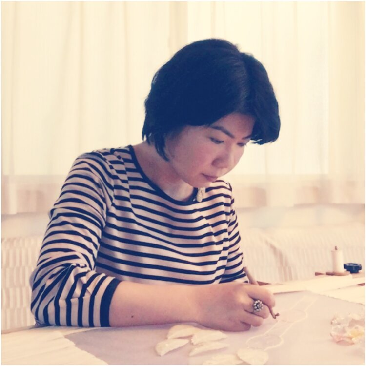 Etsuko Narita - Embroidery - JCAT artist