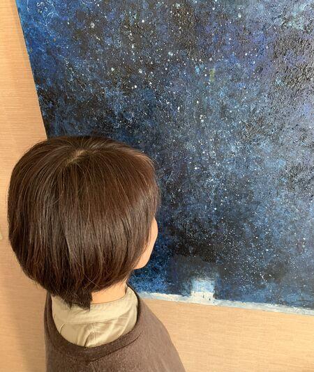 Tomo - drawing, painting - JCAT artist