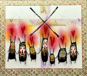 "Painter Seiichi Ikawa Online Exhibition ""NO"" Art Sales Online Art Store"
