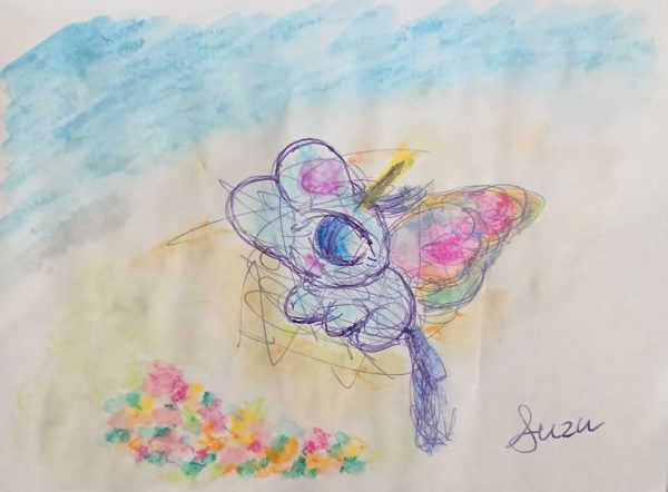 """Love and Dreams. And Playful"" by suzu - Painter - JCAT artist"