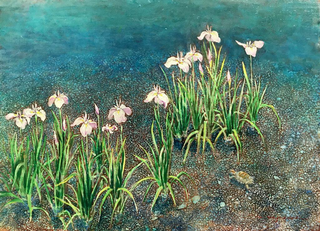 Miyazaki Suji - Painter - JCAT artist