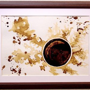Coffee Yuka - Painter - JCAT artist