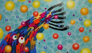 Ann - Painter - JCAT artist