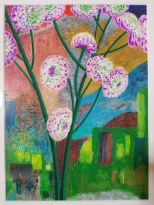 Miho G - Painter - JCAT artist