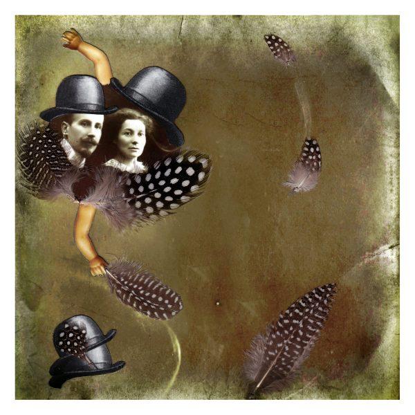 Rachel@chirorane-do - Collage - JCAT artist
