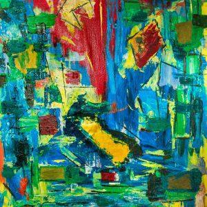 Roy Taro - Painter - JCAT artist