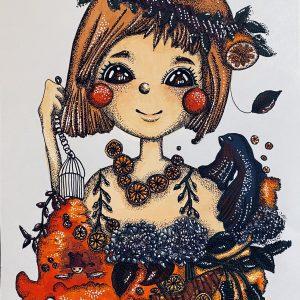 Ako Toki - Painter - JCAT artist