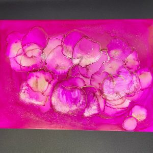 "Painter itsu Online Exhibition ""Flower"" Art Sales Online Art Store"