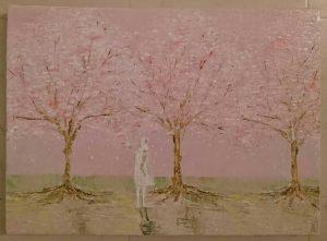 "Painter SHUN Online Exhibition ""Flower"" Art Sales Online Art Store"