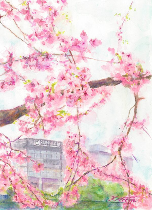 5th Tamura Isuke - Painter - JCAT artist