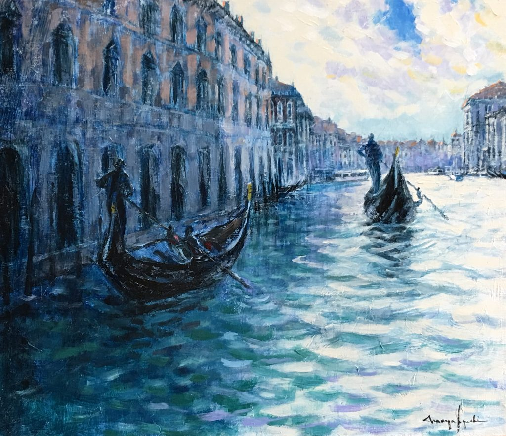 Online Solo Exhibition March - Online Exhibitions featuring original artwork and contemporary art on display at the JCAT Online Gallery