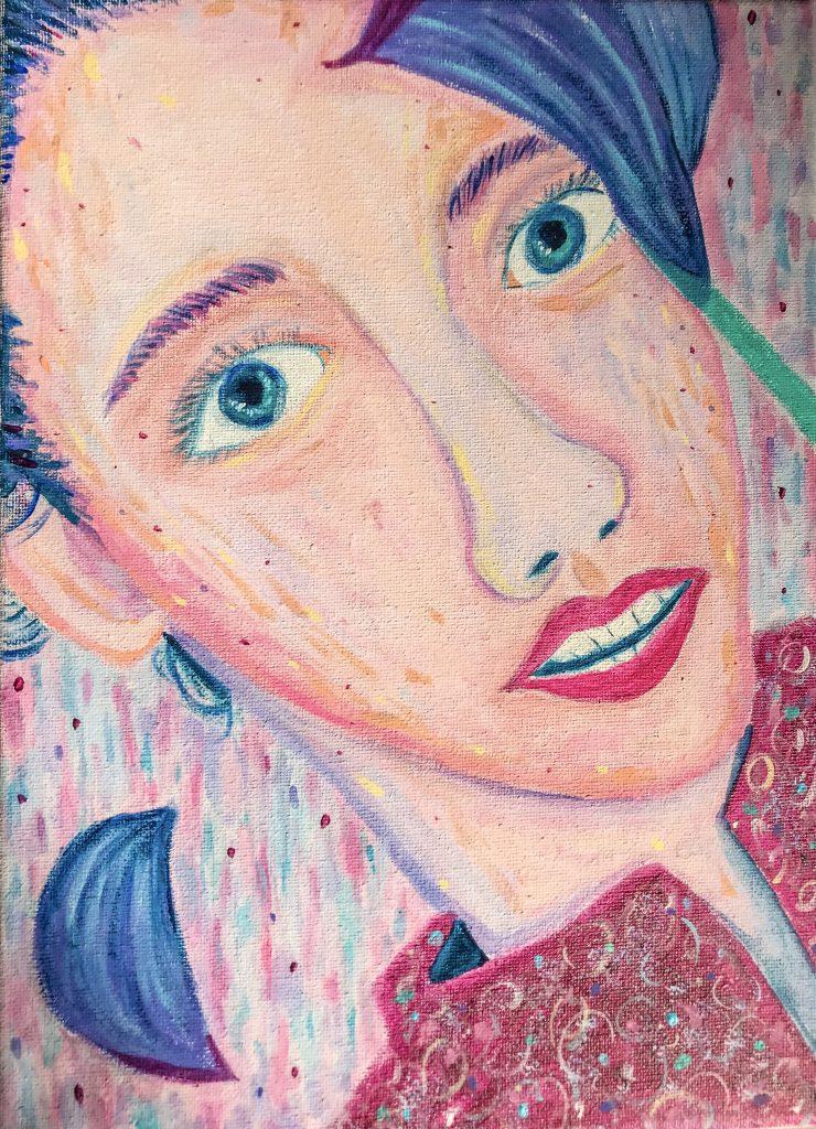 "Painter Masa Tanabe Online Exhibition ""Flower"" Art Sales Online Art Store"