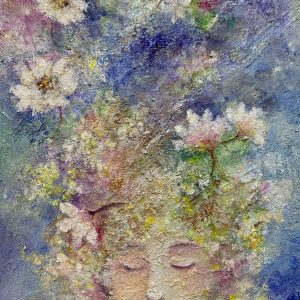 "Painter Aki Takahashi Online Exhibition ""Flower"" Art Sales Online Art Store"