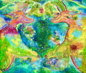 Mizukai Haruka - Painter - JCAT artist