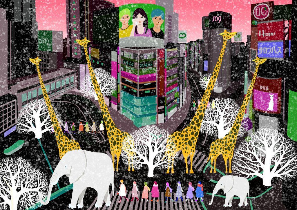 nobuu39 - Illustration - JCAT artist