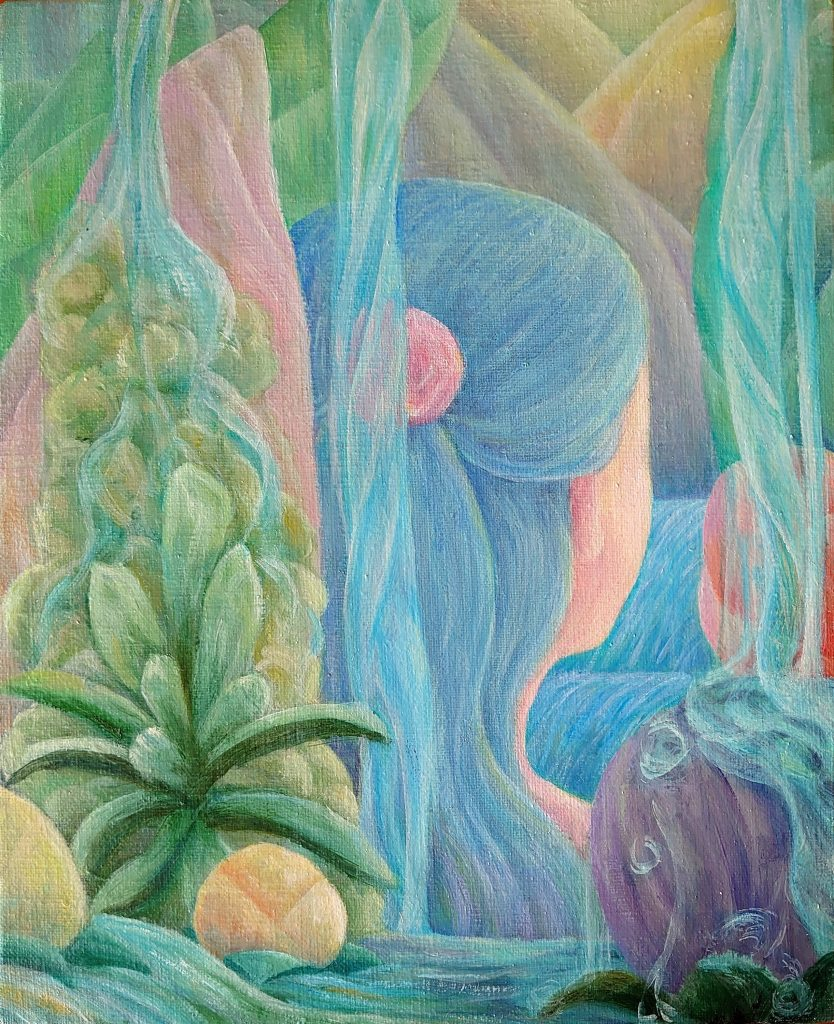 Momiji - Drawing- JCAT artist