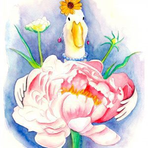 "Painter Ikuyo Online Exhibition ""Flower"" Art Sales Online Art Store"