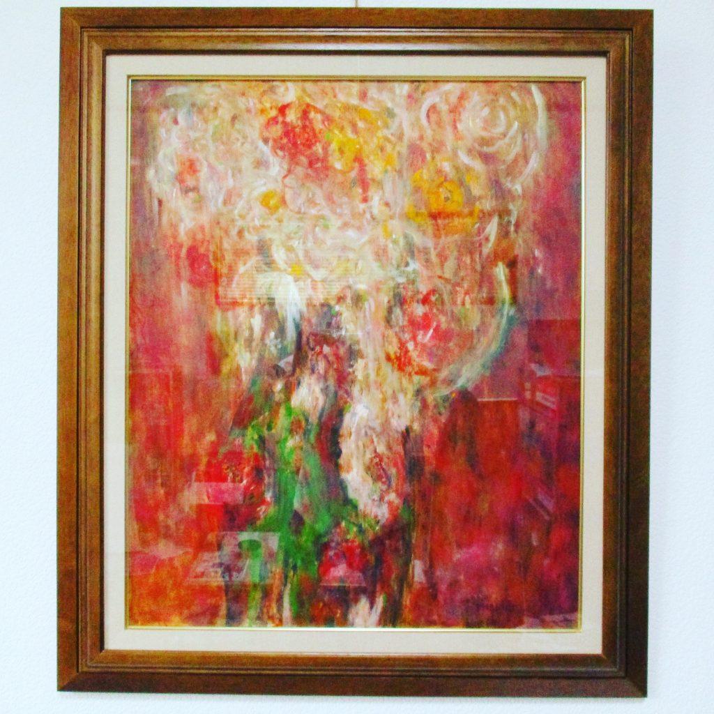 """Painter HARUKI KAWAGUCHI Online Exhibition """"Flower"""" Art Sales Online Art Store"""