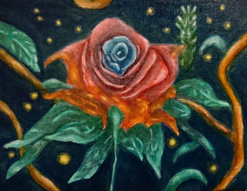 "Painter DAISUKE SUDO Online Exhibition ""Flower"" Art Sales Online Art Store"