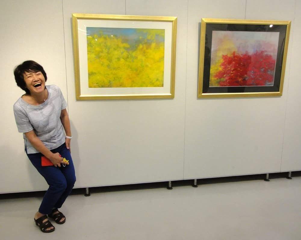 Painter chiyako JCAT Artist