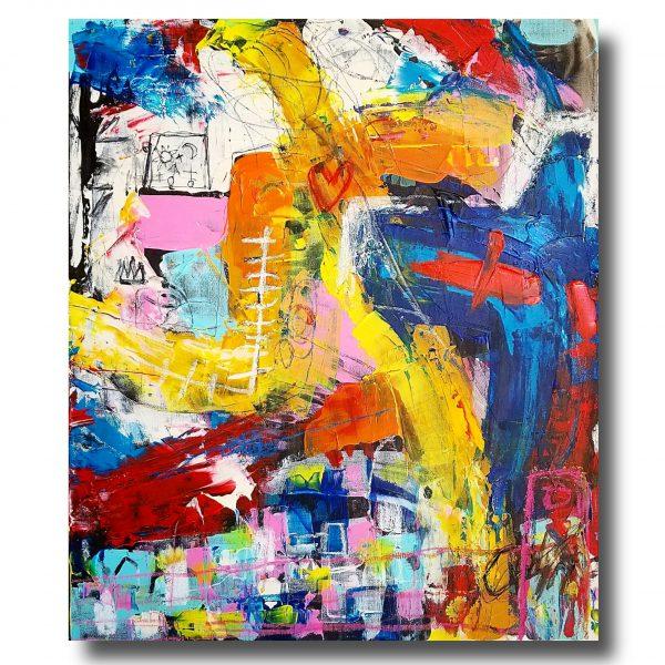G.S.N.7.1.9 - Painter - JCAT artist