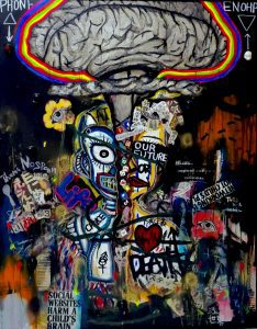 Chika Shinoda - Mixed media - JCAT artist