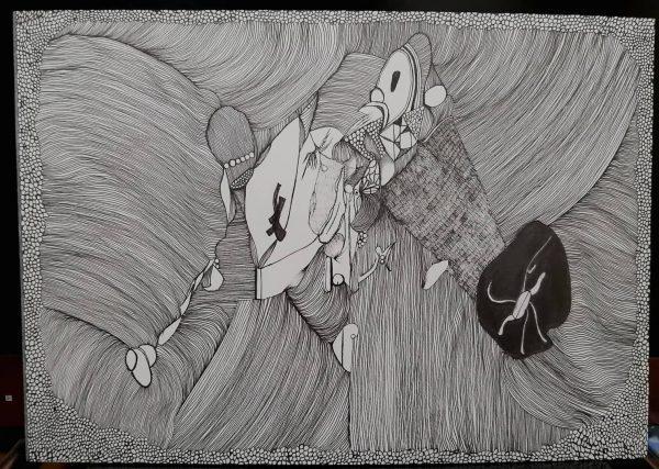 isomeki - Drawing - JCAT artist