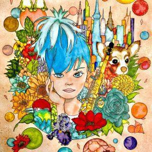 Universe by Takashi Tsujimoto