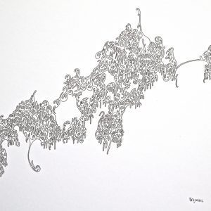 isomeki - Drawing - JCAT artist