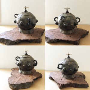 Keiko Okano - Pottery - JCAT artist